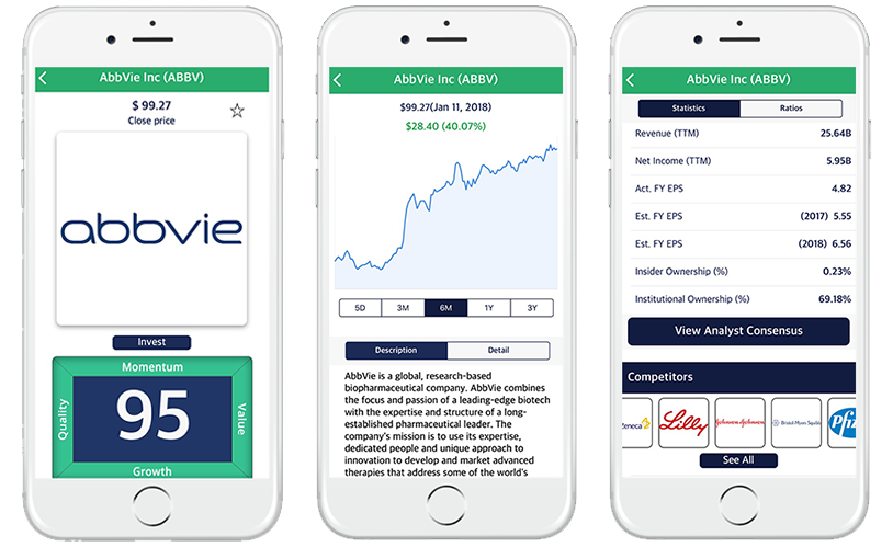 Stock investing apps